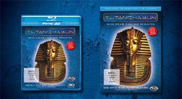 TUTANCHAMUN Blu-Ray und DVD